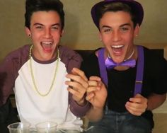 They look so cute when they SMILE/LAUGH!! :)