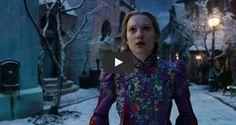 Presenting the third trailer of #Disney's #AliceThroughTheLookingGlass Starring #JohnnyDepp #AnneHathaway #MiaWasikowska  #DisneyAlice