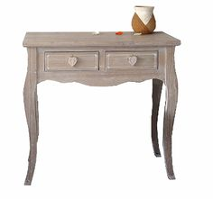 Exclusively crafted from solid sustainable oak Boasting zinc alloy handles with antique plating Featuring dovetailed drawer joints. Luxury Bedroom Furniture, Hall Furniture, French Furniture, Painted Furniture, Furniture Painting Techniques, Gray Bedroom, Master Bedroom, Weathered Oak, Dressing Table