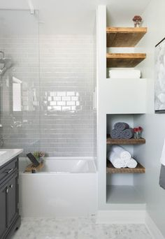 Princess Margaret Residence - contemporary - Bathroom - Toronto - Carriage Lane Design-Build Inc.