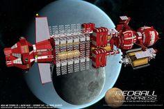 The RedBall Conveyer by Reactor-Axe-Man on DeviantArt