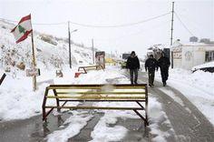 قوى الأمن تحذر من الطقس الثلوج قد تتساقط على 400 متر - http://mtm.am/g4641