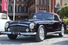 1954 Ford Comete Monte Carlo
