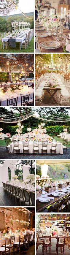 Wedding tables - My wedding ideas