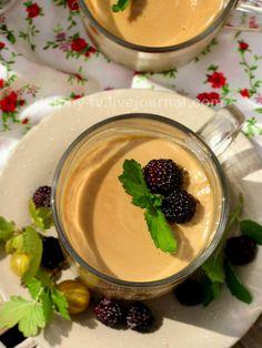 Panna Cotta, Deserts, Pudding, Ethnic Recipes, Food, Dulce De Leche, Desserts, Puddings, Meals