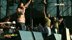 Damian Marley - It Was Written - Maquinaria Festival Chile 2011