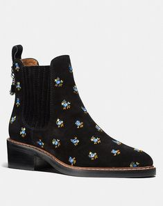 a0273257294a Women s Tommi Velvet Booties - Mossimo Supply Co.™