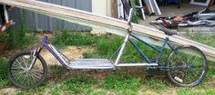 Long-John Cargo Bike
