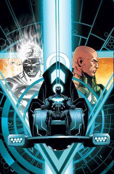 #Justice #League #Fan #Art. (Justice League Darkseid War, Chapter Three: Taken. Vol.2#43 Cover) By: Jason Fabok & Brad Anderson. ÅWESOMENESS!!!™ ÅÅÅ+