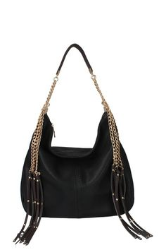 Chelsea Chain Strap Hobo from HauteLook on Catalog Spree