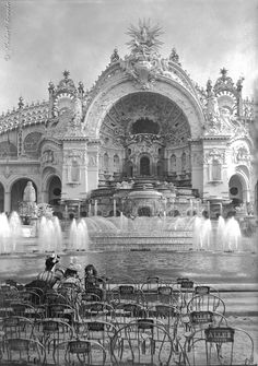The Exposition Universelle of 1900 was a world's fair held in Paris, France, from 14 April to 12 November 1900