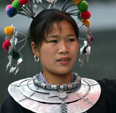 China | Dong woman. Chengyang Village, Guangxi. | ©Mathilde S.