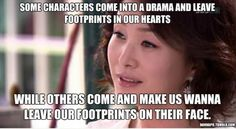 Like evil mothers in dramaland