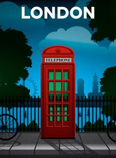 Cartoline dal mondo: London