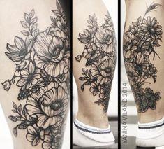 Flowers | Татуировки, эскизы и тату-мастера России, Украины, Беларуси и из всего бывшего СССР