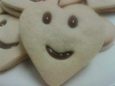 .: Galletas sonrientes rellenas de nocilla