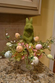 Kristen's Creations: Easter Arrangements