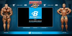http://Bodybuilding.com: Free 2014 Arnold Classic Webcast Sponsored By Optimum Nutrition, BSN, and Cellucor!