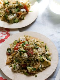 The Best Tabbouleh Salad