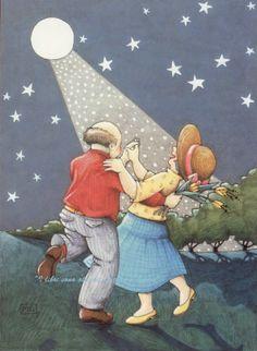 Dancing In The Moonlight !! ❤