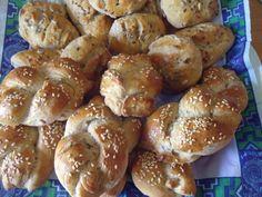 Pretzel Bites, Bread, Baking, Food, Patisserie, Bakken, Breads, Hoods, Meals