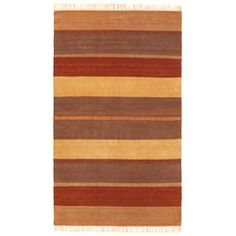 Hand-woven Symphony Chenille Rug   $125.35