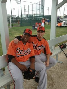 Ed Smith Stadium, Sarasota, FL...spring training home of the Baltimore Orioles baseball team.
