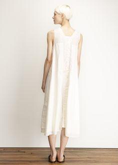 Henrik Vibskov Cream Dress (Bone White)