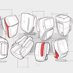 //67. Ideation canvas 1/3 #ideation #backpack #eastpak #graduation #sketchbook #ide #idsketching #id #industrialdesign #sketch #sketchaday #sketchdaily #designinspiration #sketch_daily #sketchzone #digitalsketch #designsketch #productdesign #scribble #doodle #travel #cintiq