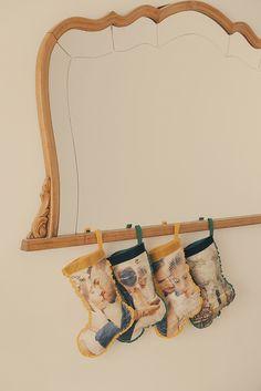 calcetines navidad diy 11 Fotos para Noel. Calcetín de Navidad DIY
