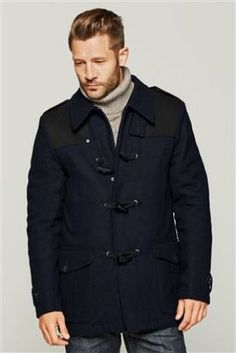 Next Mens Coats And Jackets