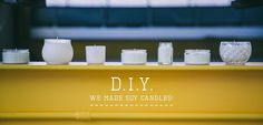 DIYcandles- if you're friend or family, you're getting one of these for Christmas kay?