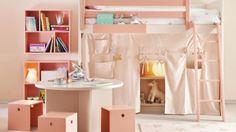 Barvy v pokojíčku, kde děti budou šťastné