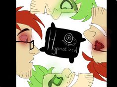 Hipnotized (story coming soon) Sneak peek picture  Note:  Art by: cartoonjunkie   Colouring by: Holly Robinson Special thanks to: Silliestchip