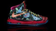 Nike LeBron X MVP Release Details 571e4d770