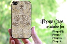 vintage wood design hard case for iPhone 4 case by MilkyWayCases, $14.50
