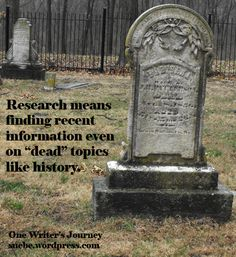 Research: Why You Need Recent Sources. #writing #research