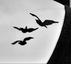 Imagen de divergent, bird, and tattoo