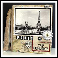 Paris Trip Highlights TC