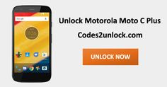 How to Carrier Unlock your Motorola Moto C Plus by Unlock Code so you can use with another Sim Card or GSM Network. Unlock your Motorola Moto C Plus fast & secure with the lowest price guaranteed. Quick and easy Motorola Unlocking with step by step Unlocking Instructions.