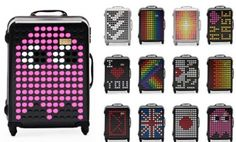 love these customizable suitcases!