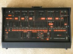 MATRIXSYNTH: ARP 2600 2601 with 3620 Keyboard