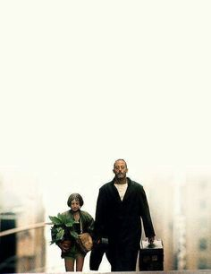 Leon / The Professional Leon / The Professional Leon Matilda, The Professional Movie, Leon The Professional Mathilda, I Love Cinema, Mathilda Lando, Movies Showing, Movies And Tv Shows, Luc Besson, Jean Reno
