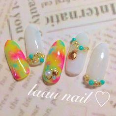 #nail #neon