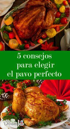 como elegir el pavo perfecto para navidad | CocinaDelirante
