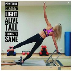Pilates every day