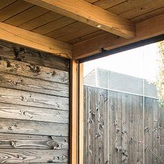 Tuinkamer | Wesselshoek Outdoor Rooms, Outdoor Decor, Patio Roof, Ditsy, Garage Doors, Home And Garden, Gardening, Dining, House