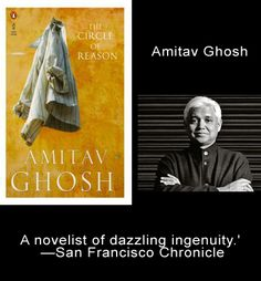 Top Ten Contemporary Indian Writers is Amitav Ghosh.
