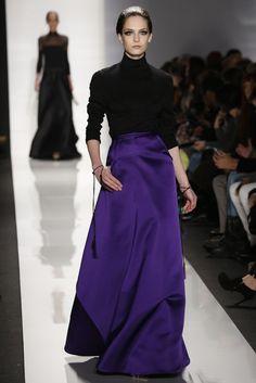 Chado Ralph Rucci RTW Fall 2013 - Slideshow - Runway, Fashion Week, Reviews and Slideshows - WWD.com