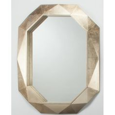 Shop the Modern Accent Mirror at Perigold, home to the design world's best furnishings for every style and space. Wood Mirror, Round Wall Mirror, Mirror Set, Modern Contemporary Bathrooms, Contemporary Wall Mirrors, Wall Mounted Jewelry Armoire, Wall Mounted Mirror, Modern Full Length Mirrors, Gold Shelves